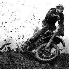 Dirtbike - Click image to find more Cars & Motorcycles Pinterest pins
