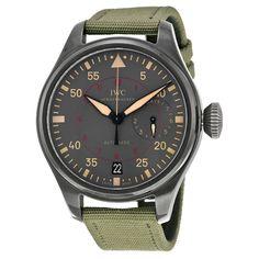 IWC Big Pilots Top Gun Miramar Anthracite Dial Automatic Men's Watch IW501902