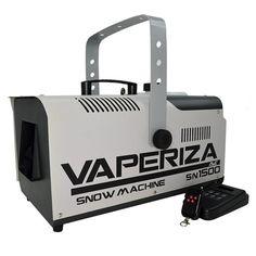 Snow Machine 1500 Angle