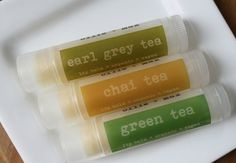 Hey, I found this really awesome Etsy listing at http://www.etsy.com/listing/91207440/tea-time-trio-lip-balm-vegan-15oz-earl