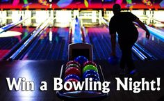 Enter to win a bowling night for five to Xcalibur Bowling Centre - the largest bowling facility in all of Surrey, Langley, and New Westminster!