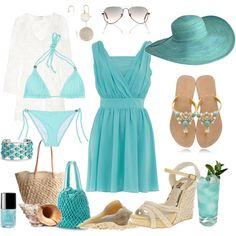 Bora Bora - Resort Wardrobe