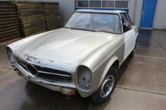 1966 Mercedes-Benz, 230SL  Mercedes Benz 230 SL Pagode 1966 for restoration  This is a 1966 Mercedes Benz 230 SL. The car has the original 2306CC, 6 cyl engine. The car is ready for full restoration and a good hard top is included. The engine turns by hand. This 230 SL has american title and the necessary importdocuments. The car is a good basis for restoration and an interesting investment.  For ..  http://www.collectioncar.com/detailed.php?ad=66100&category_id=1