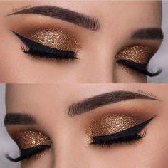 Pinterest/ @Itsjustbxth - eye makeup looks