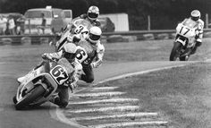 Bubba Shobert, my neighbor growing up, fueled my obsession with motorcycles!