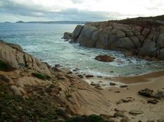 Green Bay in Port Elliot, South Australia. Secluded and spectacular. April '14