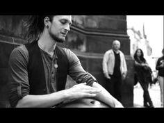 daniel waples - hang in balance part II - edinburgh 2012...playing a Hang Drum