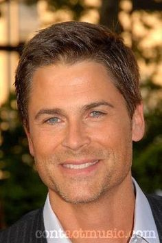 Rob Lowe....handsome, also wanted to show you a new amazing weight loss product sponsored by Pinterest! It worked for me and I didnt even change my diet! I lost like 16 pounds. Check out image
