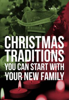 27 Traditions To Start With Your Family This Christmas