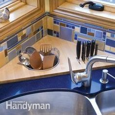 Love love love this idea. I'd make a few more openings for other utensils though.
