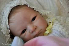 New Release LE Reborn XAVI by Adrie Stoete  OOAK   Baby Girl Doll. Reborn by Crystal Nguyen.