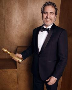Joaquin Phoenix won Golden Globe for Best Performance by an Actor in a Motion Picture - Drama for the movie Joker in Joaquin Phoenix, Golden Globe Award, Golden Globes, Best Television Series, Kaitlyn Dever, Best Screenplay, Carol Burnett, Renee Zellweger, International Film Festival
