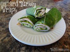 Paleo Wrap Recipe Round Up - Low carb, quick and easy dinner ideas