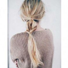 Pinterest : 30 ponytails super originales et faciles à faire !