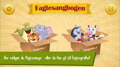 Fagtesangbogen - Sanglege for børn on the App Store