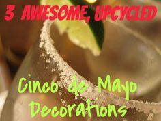 There's still time to whip up some decorations for Cinco de Mayo!
