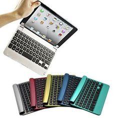 System Reboot: Slim Aluminum Durable Wireless Bluetooth Keyboard ...