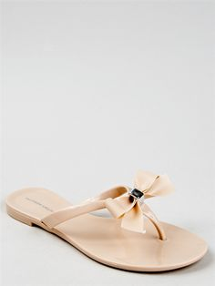 Chinese Laundry LIVE IT UP Jelly Thong Sandal -