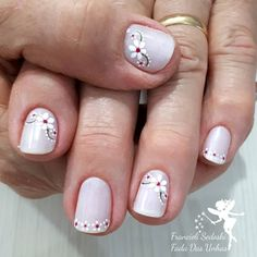 Uñas Nail Art Videos, Gorgeous Nails, Nail Arts, Wedding Nails, Toe Nails, How To Do Nails, Hair And Nails, Nail Art Designs, Finger