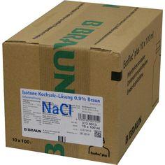 KOCHSALZLÖSUNG 0,9 prozent Miniflac:   Packungsinhalt: 10X100 ml Infusionslösung PZN: 06173569 Hersteller: B. Braun Melsungen AG Preis:…