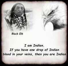 I am definitely Indian. :)