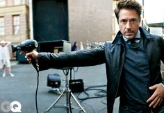 Robert Downey Jr. : GQ
