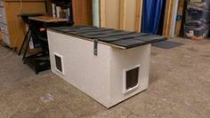 Tips on Convincing Feral Cats to Take Shelter   The Animal Rescue Site Blog