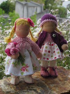 Tiny girls | Puppenliesl