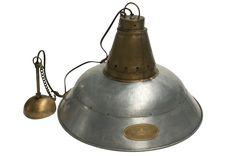 Imágenes de las lámparas de estilo industrial Andy de Francisco Segarra