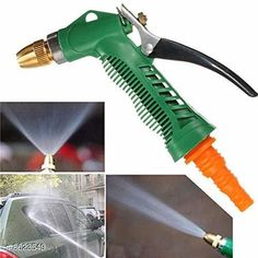 Checkout this latest Water Bottles Product Name: *Water Spray Gun - Plastic Trigger High Pressure Water Spray Gun for Car/Plants - Gardening Washing, 1 Pcs* Type: Water Spray Bottle Pack Of: Pack Of 1 Country of Origin: India Easy Returns Available In Case Of Any Issue   Catalog Rating: ★3.9 (3948)  Catalog Name: Fancy Water Spray Bottle CatalogID_1464450 C133-SC1605 Code: 891-8623549-084