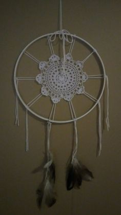 Easy Dream Catcher