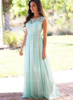 Lace Bridesmaid Dresses, Bridesmaid Dresses Long, Bridesmaid Dresses Chiffon, Bridesmaid Dresses A-Line Bridesmaid Dresses 2018 Hot Sale Nice Long Bridesmaid Dresses A-Line Crew Floor-Length Mint Chiffon Bridesmaid Dress With Lace Mint Green Bridesmaid Dresses, Mint Maxi Dresses, Elegant Bridesmaid Dresses, Lace Bridesmaid Dresses, Prom Dresses Blue, Wedding Party Dresses, Long Dresses, Dress Prom, Bridesmaid Color