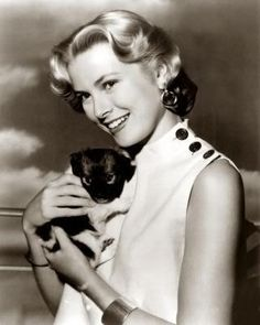 NAME: Grace Kelly OCCUPATION: Film Actress, Princess BIRTH DATE: November 12, 1929 DEATH DATE: September 14, 1982 EDUCATION: American Academy of Dramatic Arts PLACE OF DEATH: France FULL NAME: Grace Patricia Kelly AKA: Princess Grace of Monaco AKA: French Princesse Grace de Monaco BEST KNOWN FOR  A highly popular film actress in the 1950s, Grace Kelly starred in movies such as Dial M for Murder and To Catch a Thief. She married Prince Rainier III of Monaco.