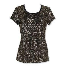 Cotton top, $69; lordandtaylor.com  Courtesy DKNY