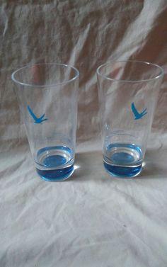 Lot of 2 Grey Goose Vodka 16oz Tall Plastic Cups Tumblers #GreyGoose #GreyGooseCups