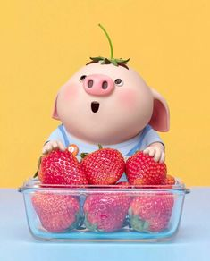 Поросята Pig Wallpaper, Mobile Wallpaper, Cute Piglets, Pig Drawing, Pig Illustration, Mini Pig, Baby Pigs, Funny Wallpapers, Little Pigs