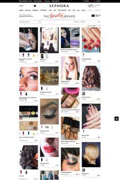 Sephora Builds Social Network