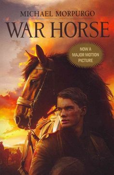 A farm horse sold to the Army during WWI misses the farmer's son. YA F MORPURGO Michael #book #fiction #ya #historical