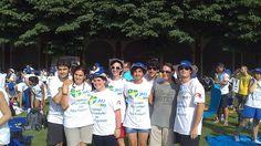 Partecipa spiritualmente a Rio 2013