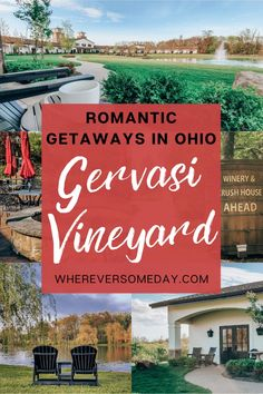 Ohio Weekend Getaways, Weekend Getaways For Couples, Romantic Weekend Getaways, Weekend Trips, Road Trip On A Budget, The Perfect Getaway, Perfect Place, Anniversary Getaways, Lakeside View