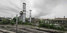 ©Be360images - Industrial Photography -  Linde Gas Italia S.r.l. - Trieste Plant