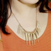 New Women's Fashion Punk Rivet Pendant Choker Chain Necklace Wedding Jewelry Findings for Women Friendship Vintage Alloy Silver Gold Chunky Statement Charm Sweater Collar Neck Ornament Creative Fine Chokers Necklaces Pendants Birthday Gift Accessories for Girl