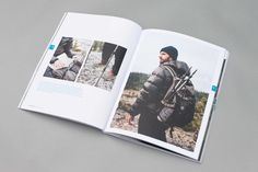 """Another Escape Vol #5 feature - 'We Walk Landscapes.' 