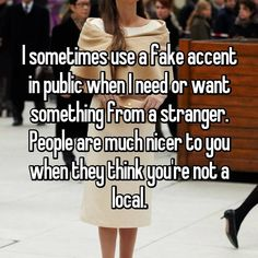 19 People Reveal The Shocking Reasons Why They Use A Fake Foreign Accent