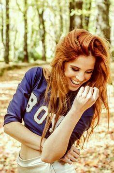 She is so beautifull!!