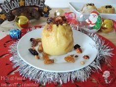 Mele al forno con uvetta e nocciole http://blog.giallozafferano.it/ricaincucina/mele-al-forno-con-uvetta-e-nocciole/