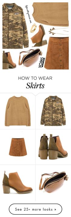 """""""Untitled #515"""" by the92liner on Polyvore featuring MANGO, Miista and yoins"""