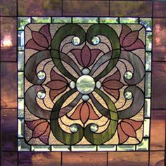 Stained Glass Heirlooms: Victorian Window 2