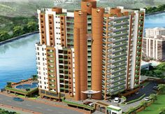 Asset Homes Ready To Occupy Luxury Apartments Asset Silver Swan - Cochi - Kerala Classify