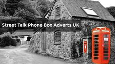 Street Talk - Phone Box Adverts UK